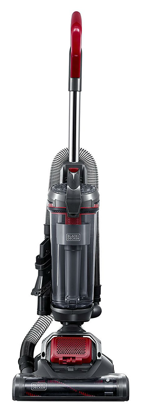 Black+Decker BDASV102 Airswivel Ultra Light Weight Upright Vacuum Cleaner Review