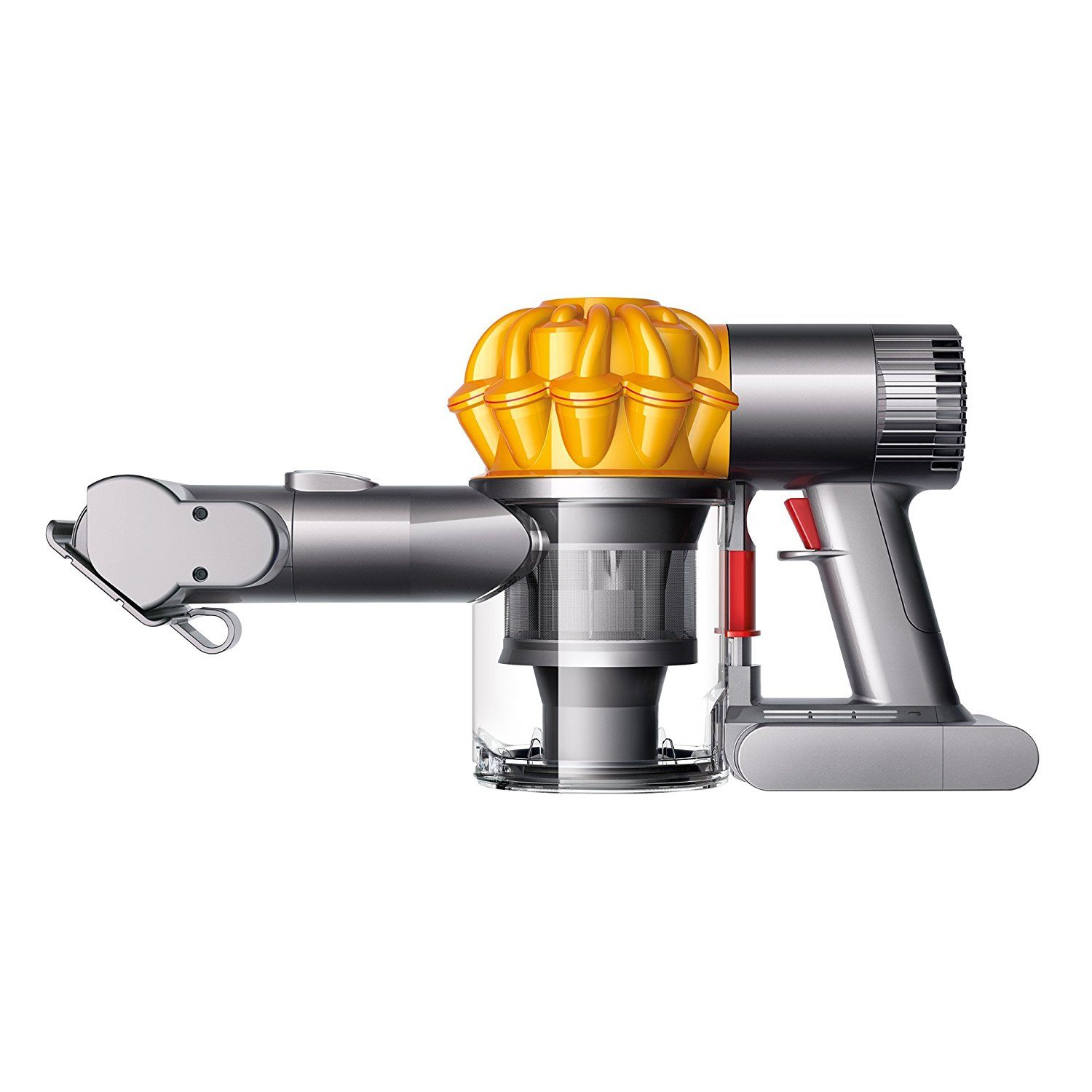 Dyson V6 Top Dog vacuum cleaner review