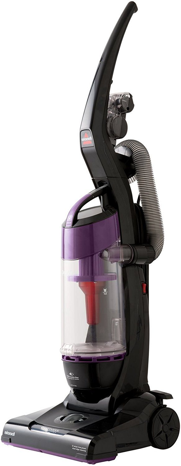 BISSELL 9595A CleanView Bagless Vacuum with OnePass Review, features, pros and cons