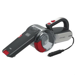Black and Decker 12V pivot vacuum cleaner review