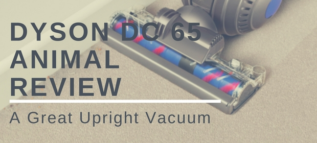 Dyson DC 65 Animal Review