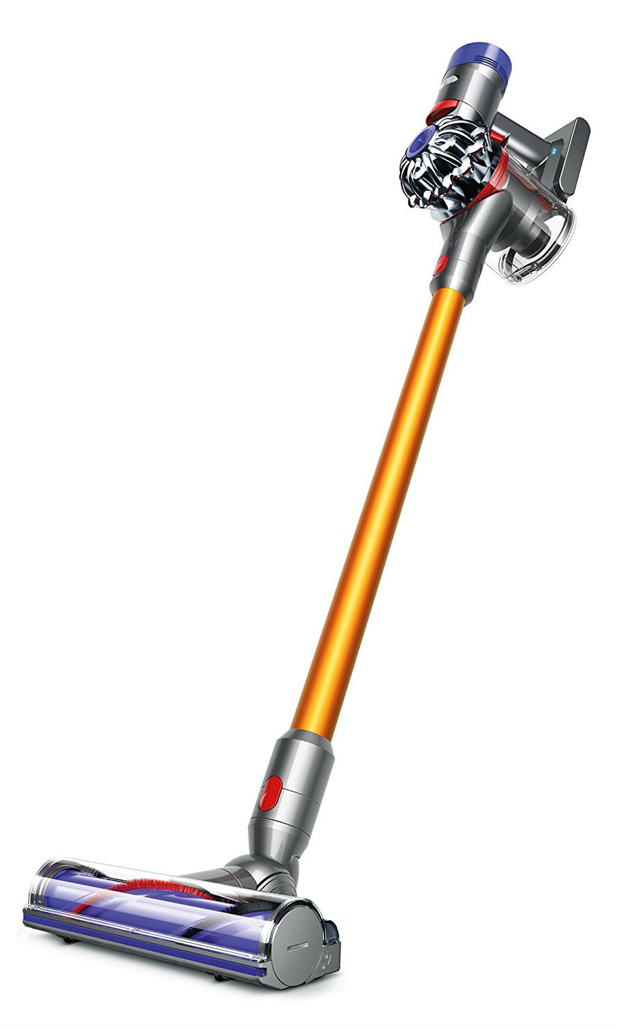 dyson v8 absolute vacuum cleaner review