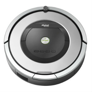 Roomba 860 vacuum cleaner review