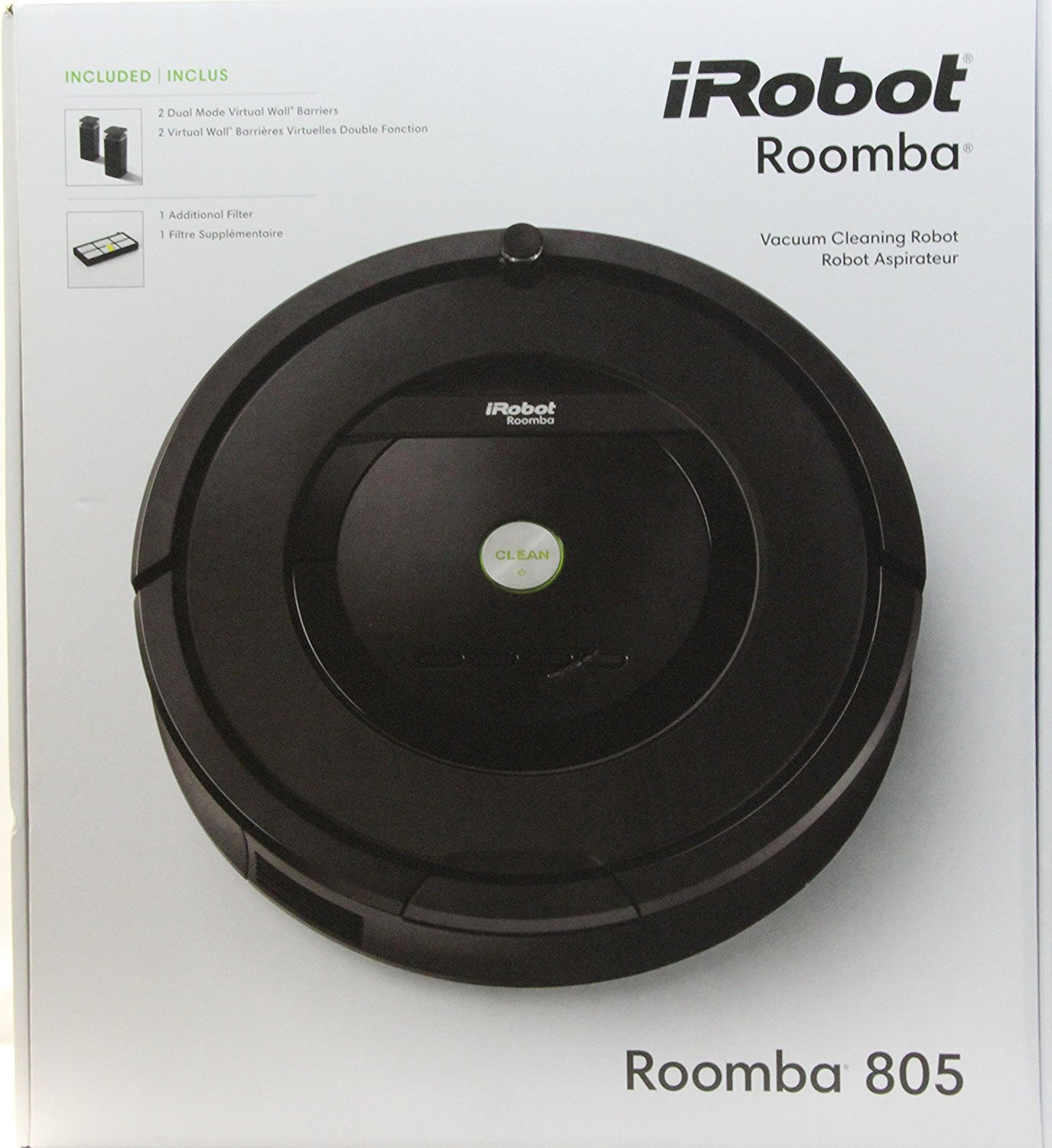 Roomba 805 Vacuum Cleaner Review