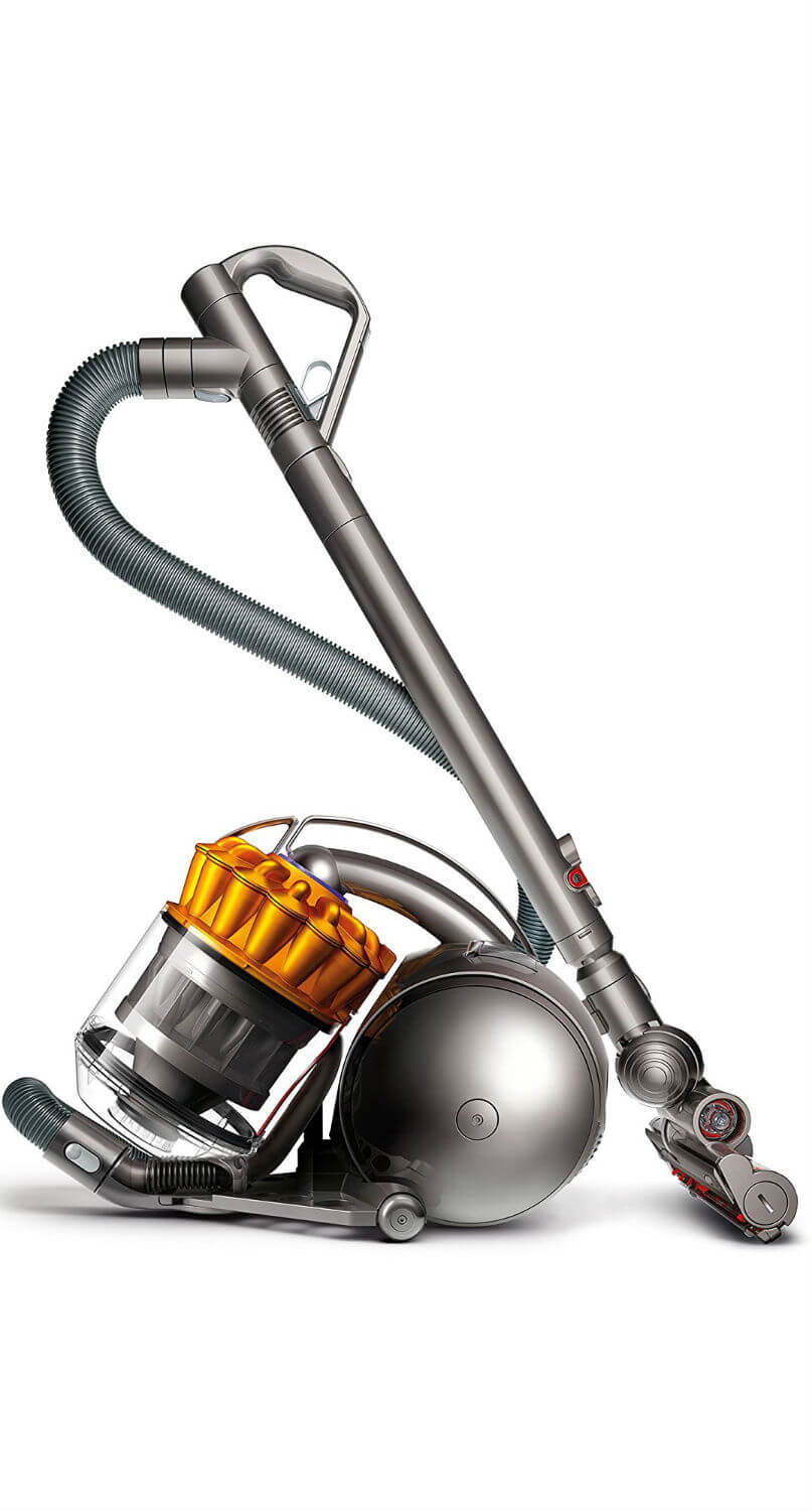 Dyson Ball Multifloor Canister Vacuum Review