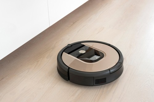 irobot working
