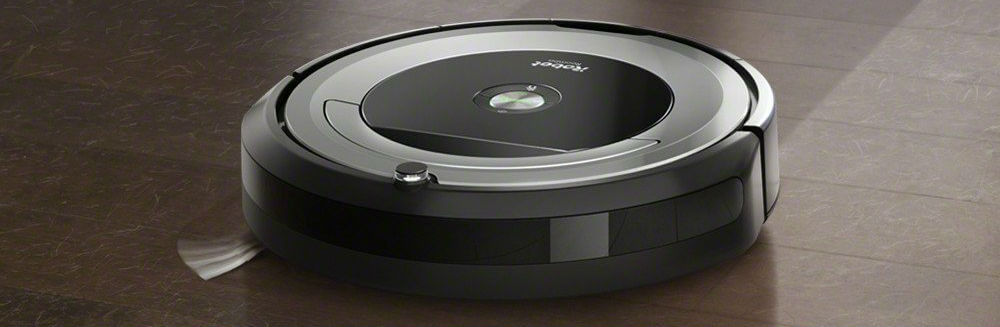Roomba going to charge