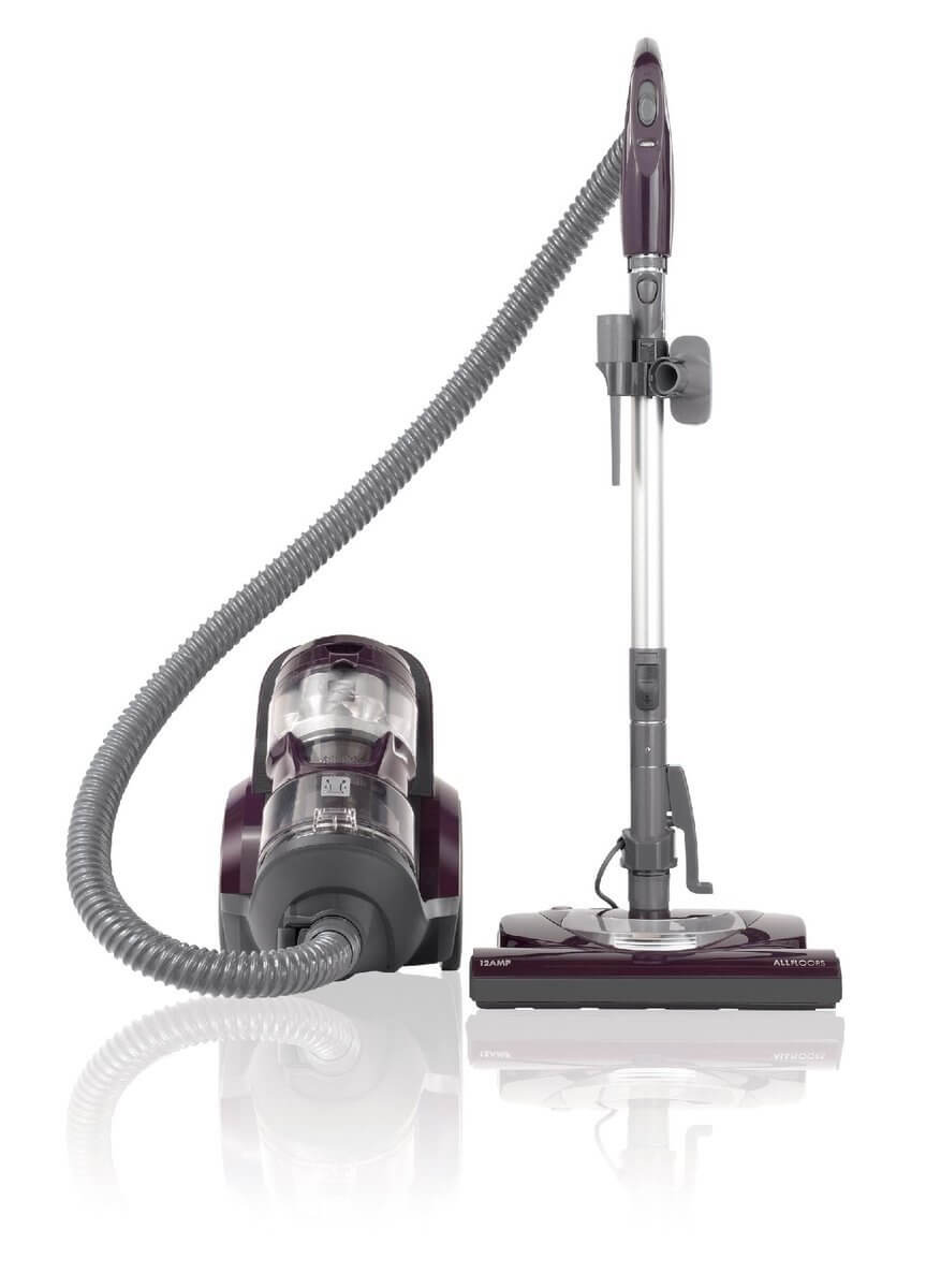 Kenmore Bagless Canister Vacuum (22614) Review