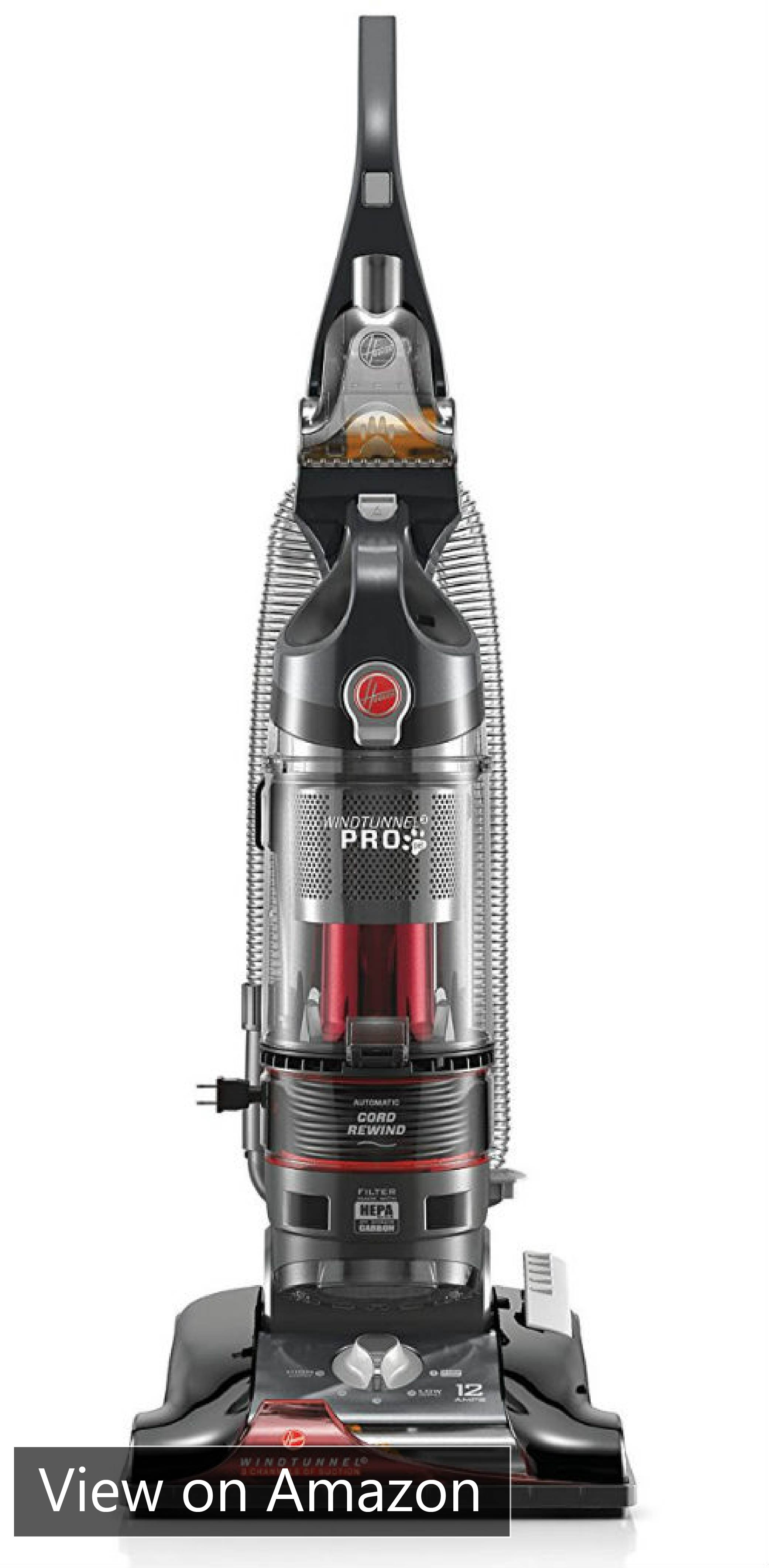 Hoover WindTunnel 3 Pro review