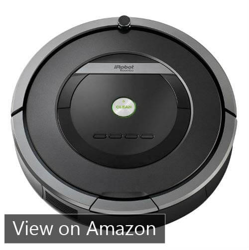 iRobot Roomba 870 Robotic Vacuum Cleaner review