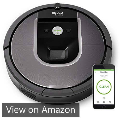 Roomba 960 vacuum cleaner Review