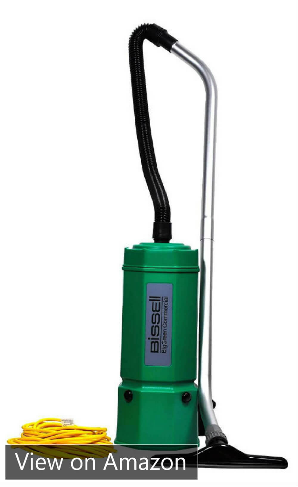 Bissell BigGreen review
