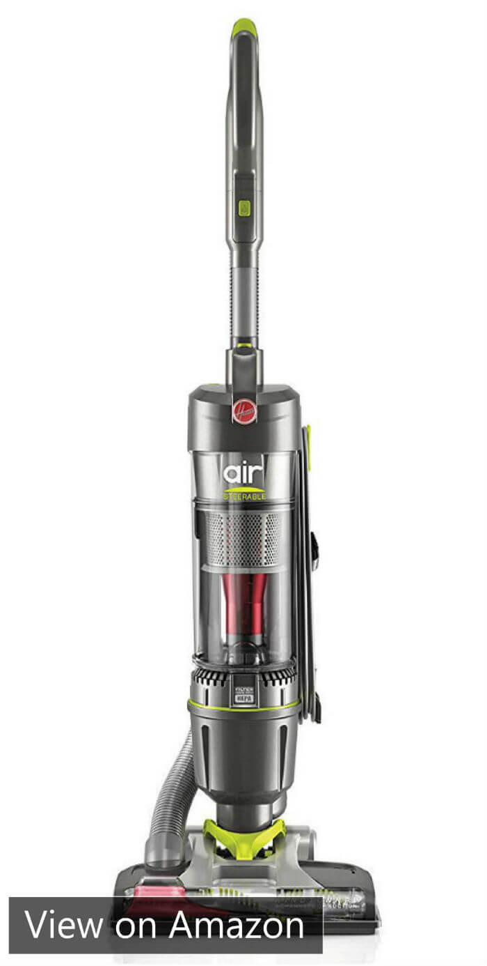 Hoover UH72400 vacuum review