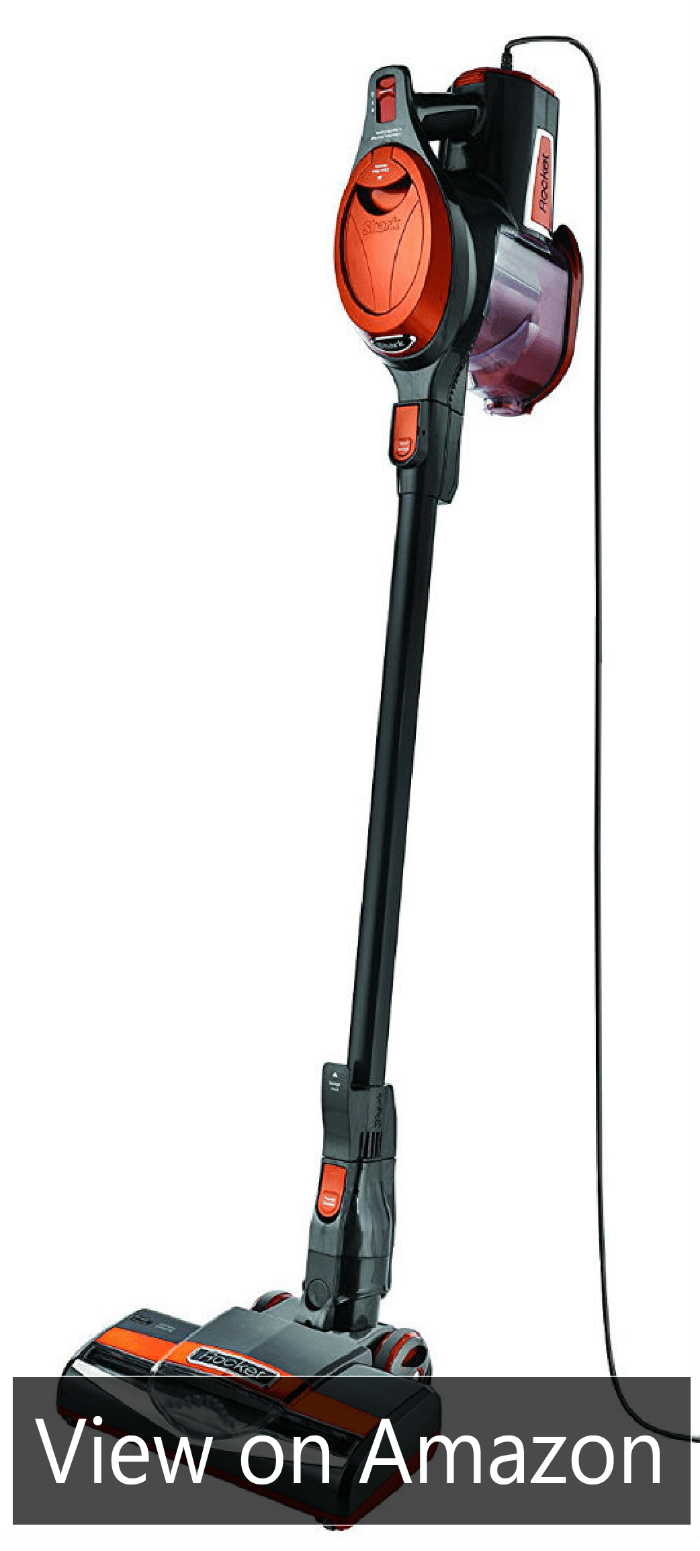 Shark Rocket Ultra-Light Upright Vacuum review