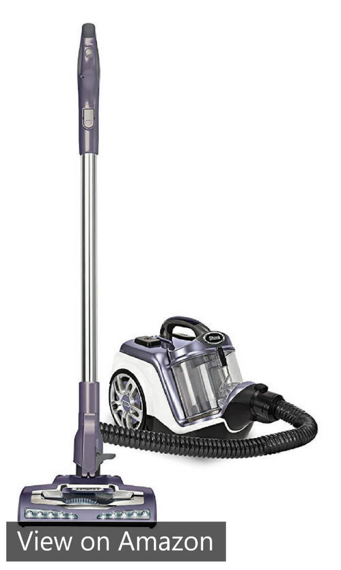 Shark Rotator Powered Lift-Away Canister Vacuum review