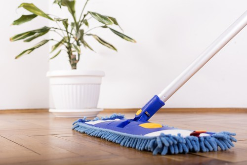 Cleaning Your Hardwood Floor