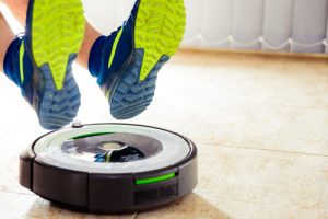 roomba battery is completely dead