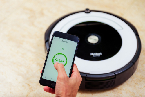 Does Roomba map your house