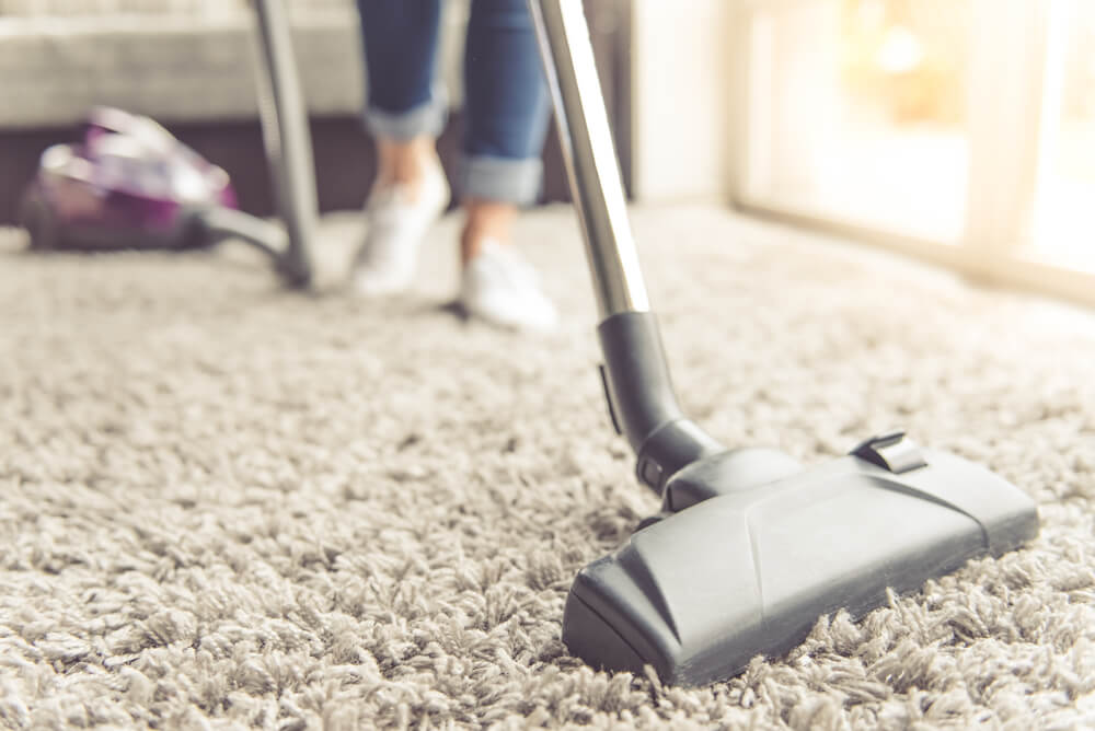 Can you vacuum a wool rug