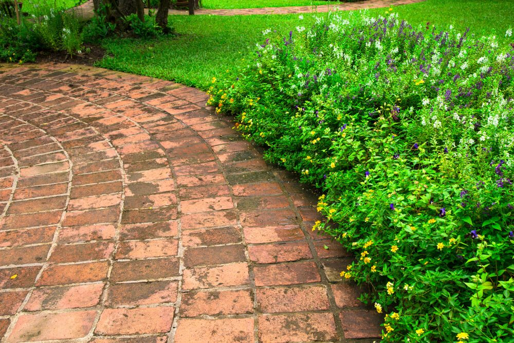 How to Clean a Brick Floor 2