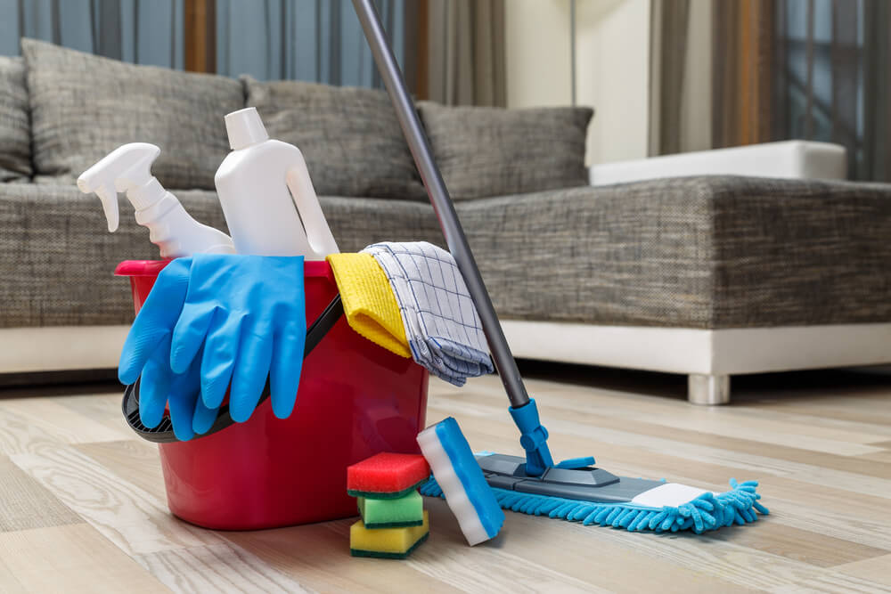 What Do You Need for Effective House Cleaning