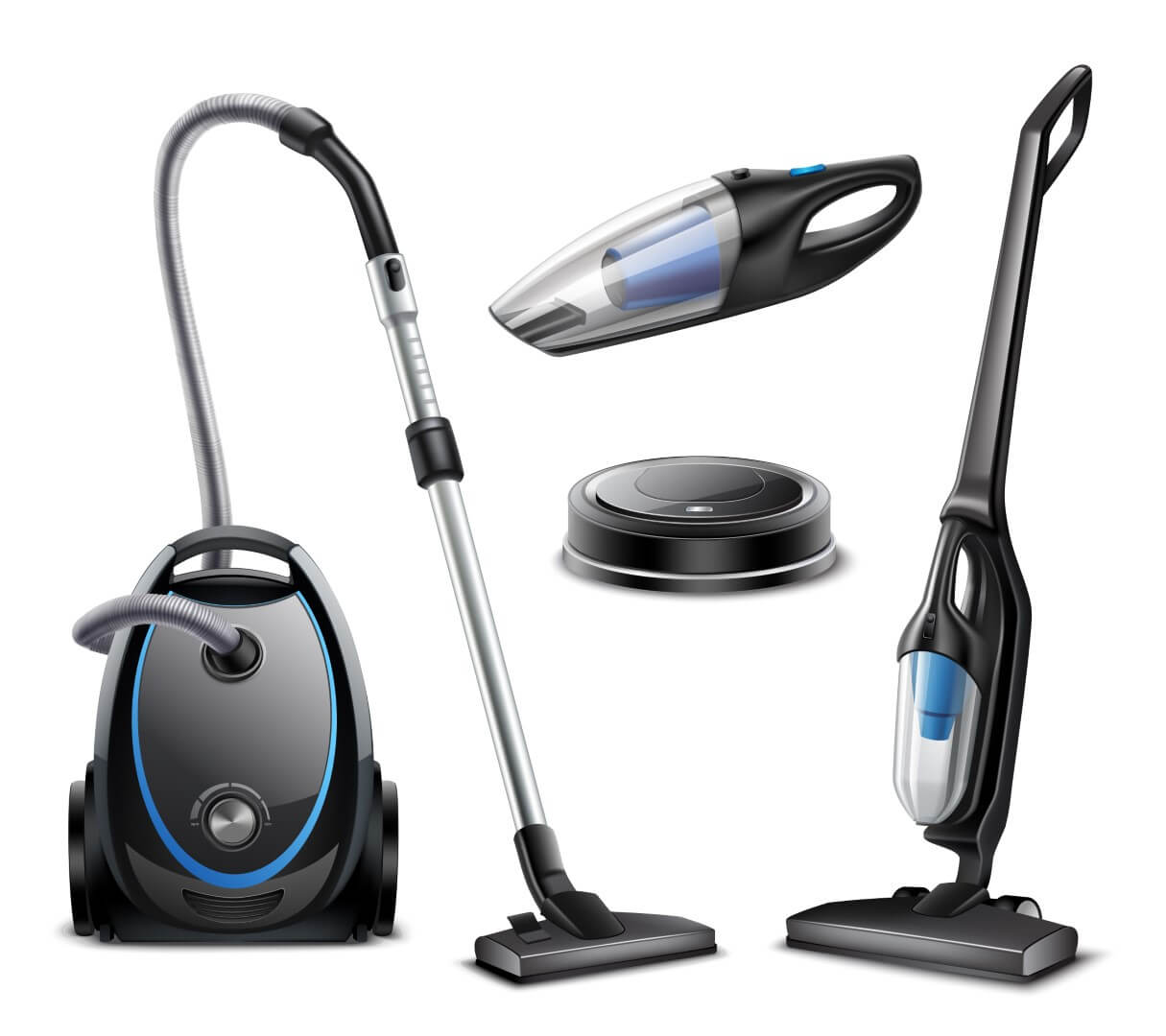 Which Vacuum Do You Have - vacuum types
