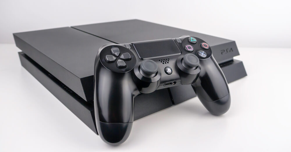 Can you clean out your PS4 without opening it