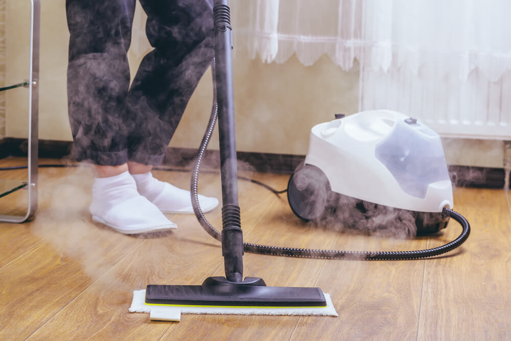 How Do You Steam Clean Laminate Floors Without Streaking