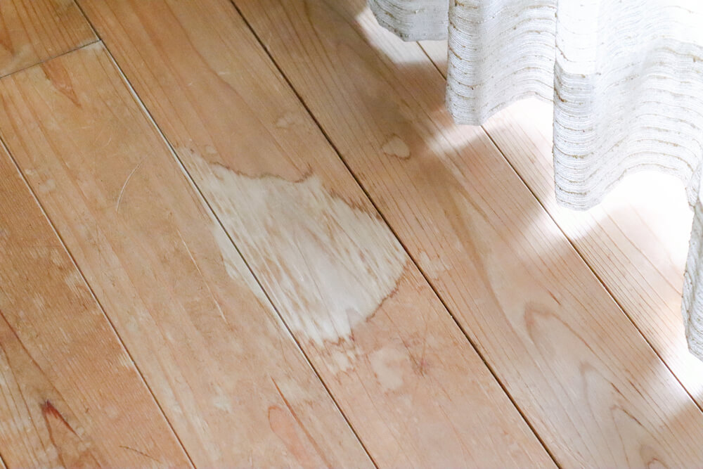 Tackling those tough stains